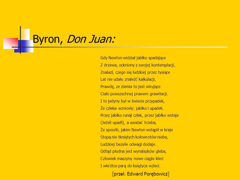 Byron, Don Juan: [przeł. Edward Porębowicz]